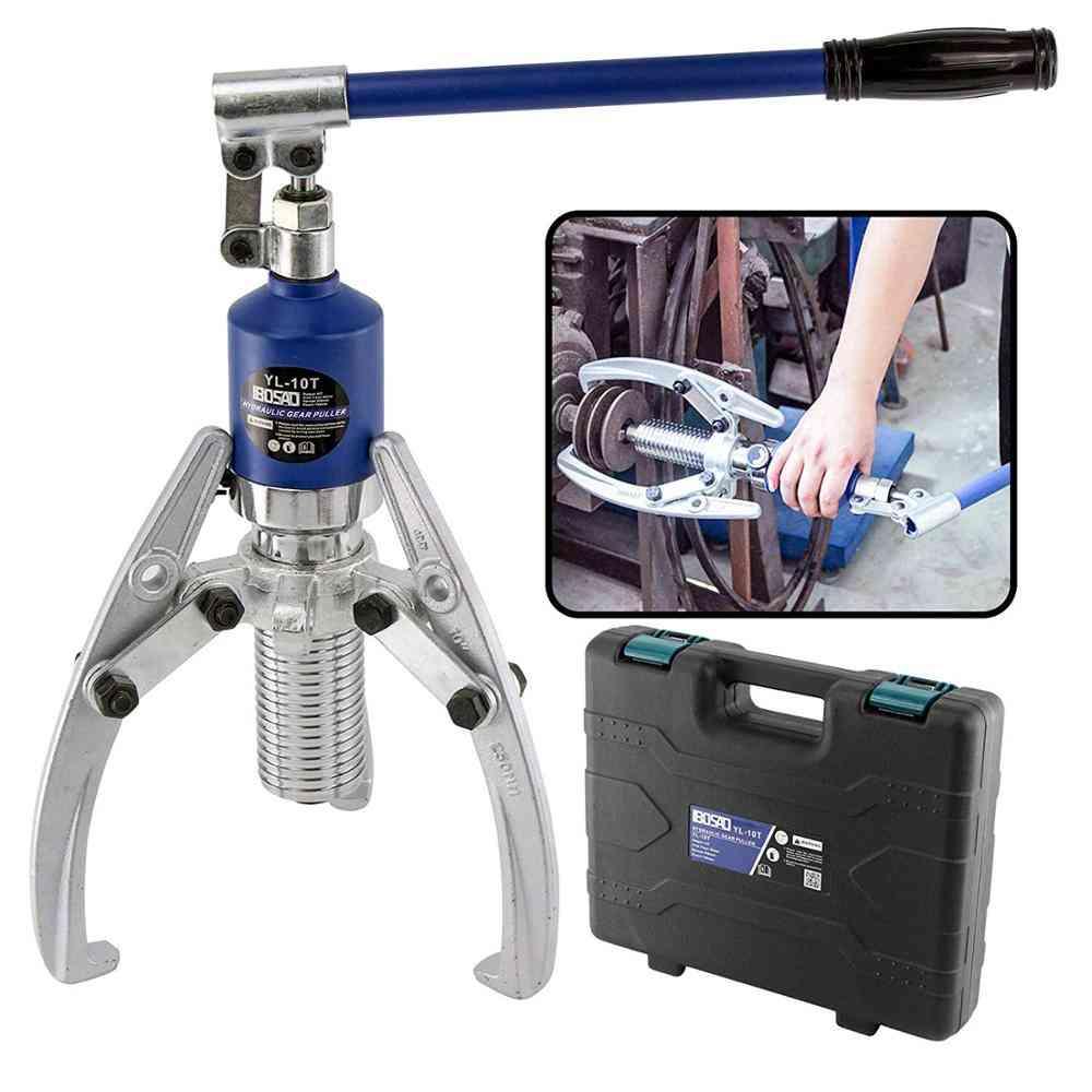 Gear Puller Adjustable Wheel, Bearing Pulling Separato Pump Oil Tube Drawing Machine