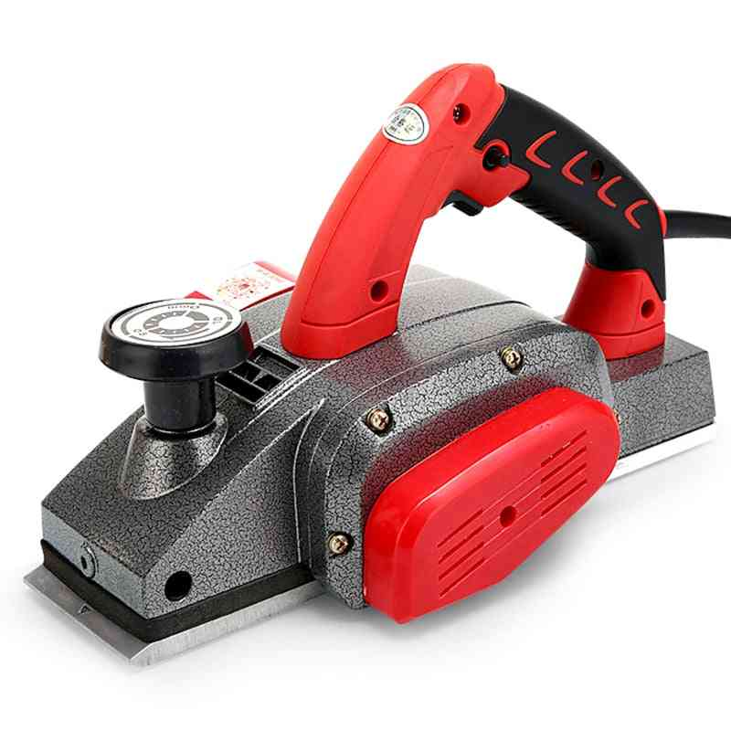 Flip-mounted, Multi-function Electric Planer-carpentry Tools