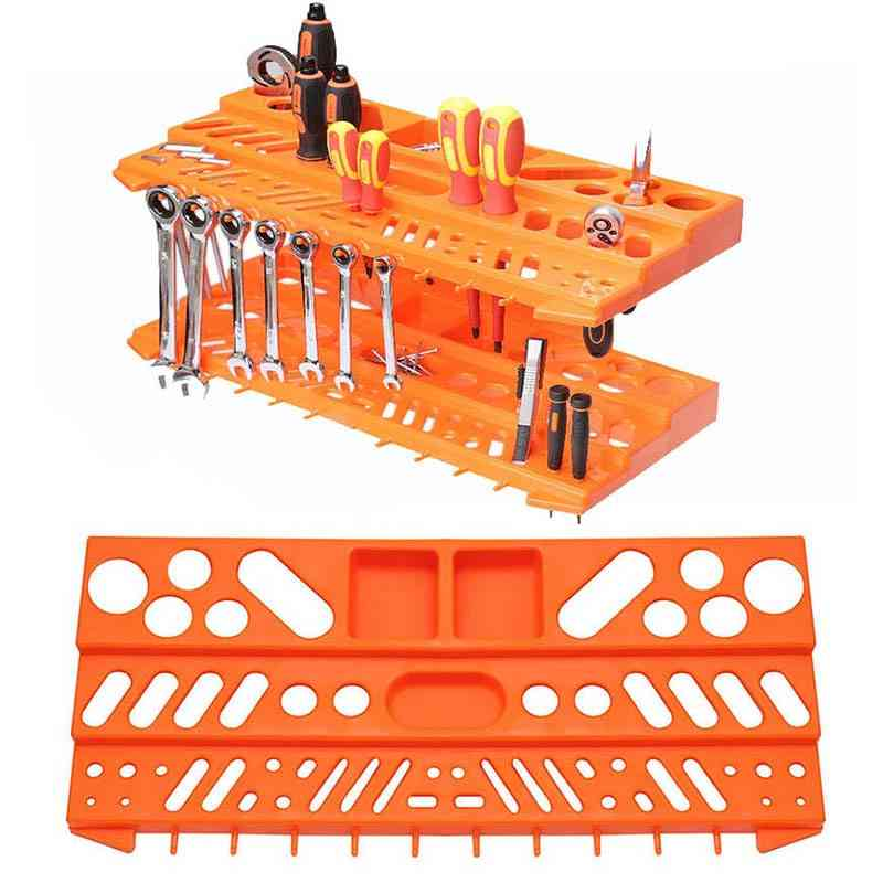 Hanging Board, Screw Wrench Classification Component Parts Storage Box