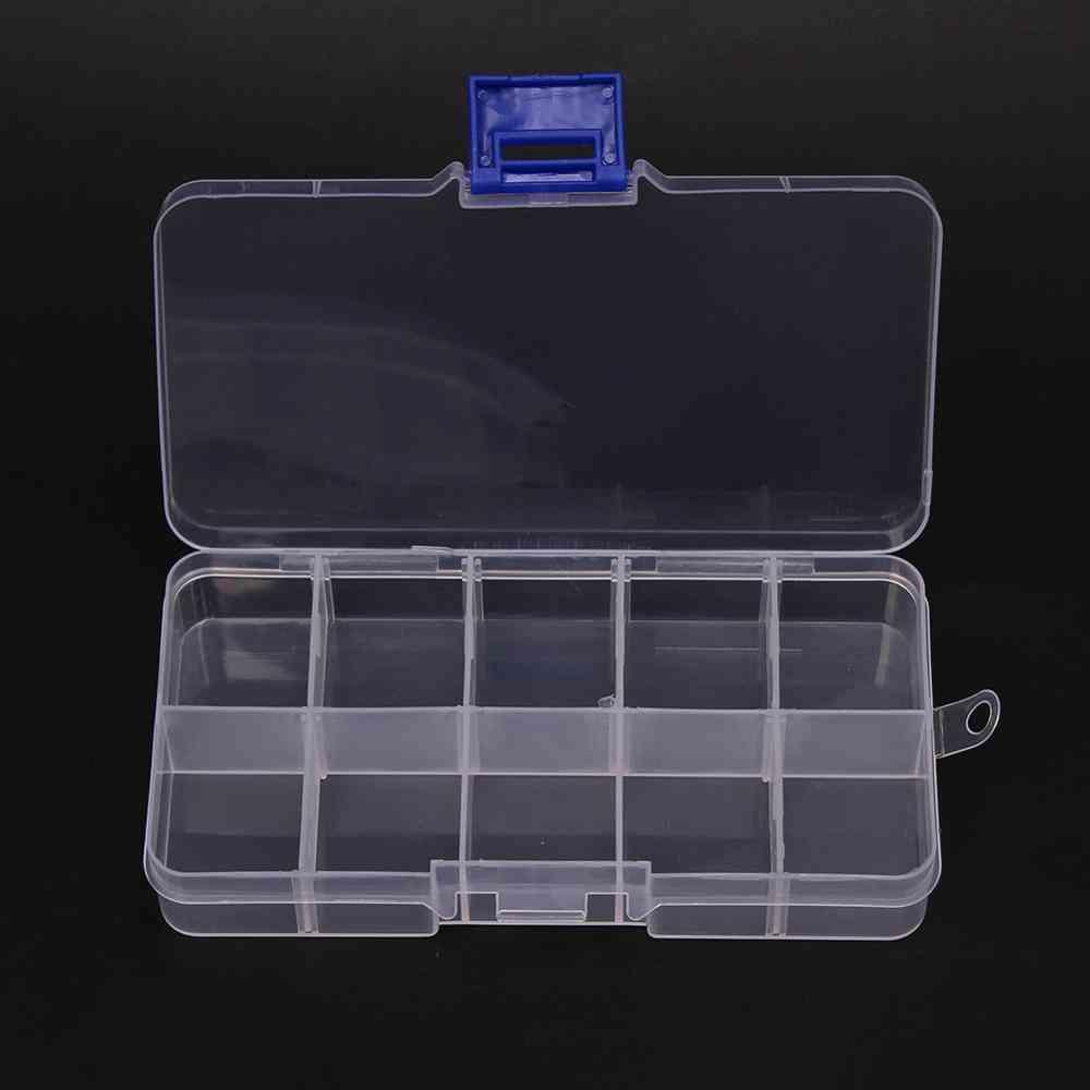 Parts Tool Box, Screws & Ic Jewelry Beads Fishing Storage Boxes