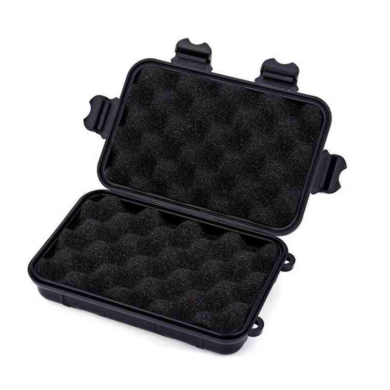 Protection Waterproof Tool Box, Outdoor Shockproof Portable Case Holder