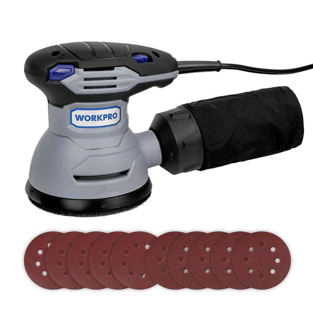 Sander With Variable Speed