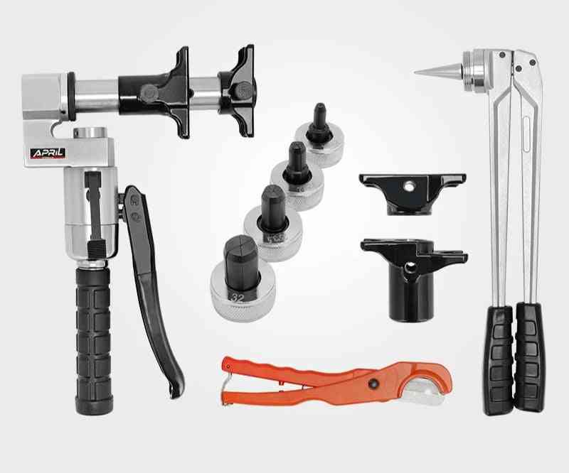 Warehouse Hydraulic Pex Pipe Crimping Tools Clamping