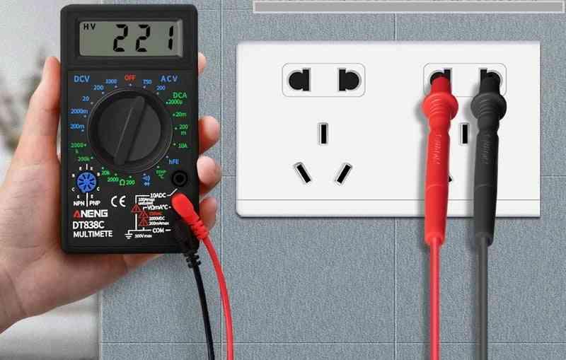 Digital Multimeter Testers, Automotive Electrical Peak Transistor Capacitance