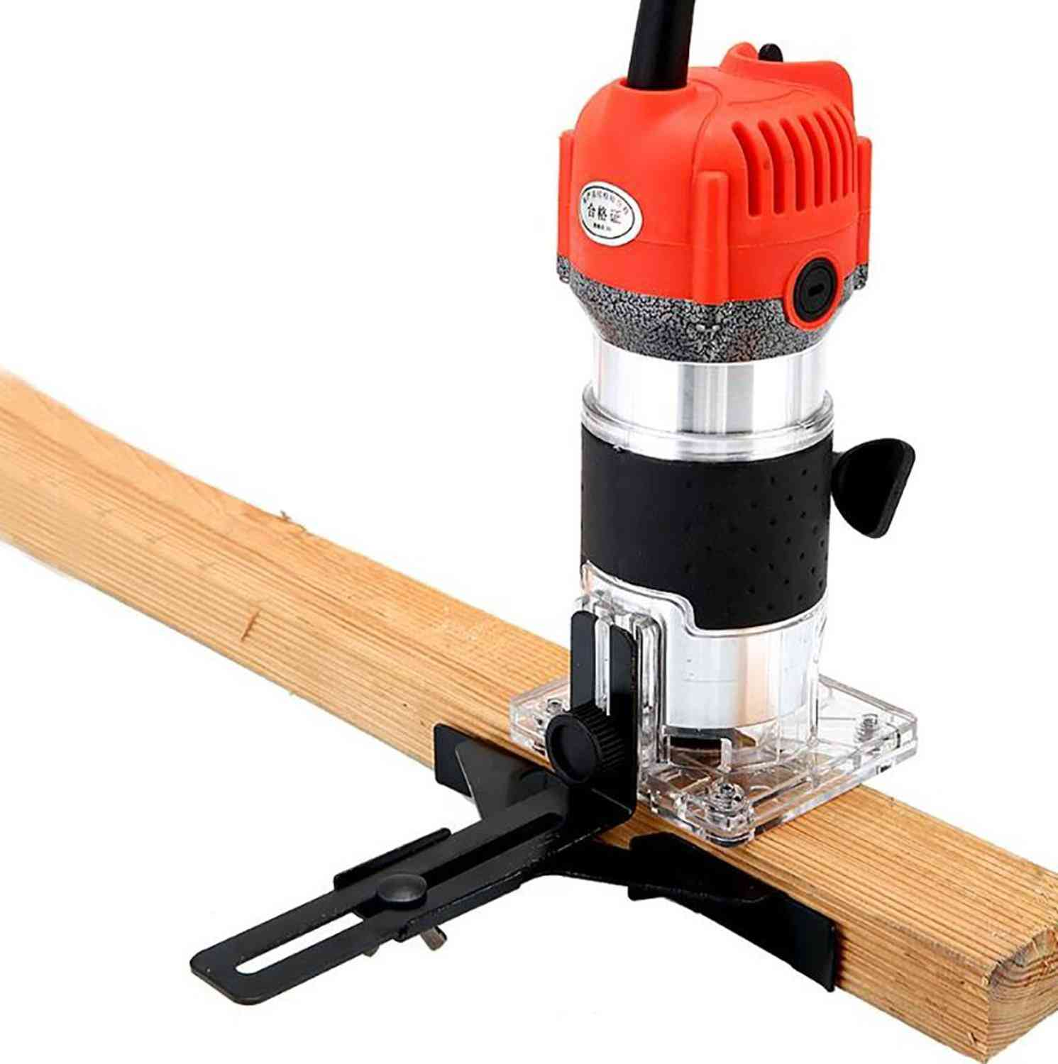 Multi-function Woodworking Electric Trimmer-milling Engraving Slotting Machine