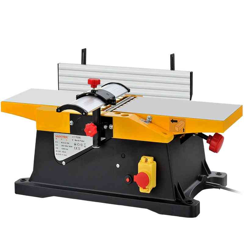 Small Bench Wood Planer, High Speed Woodworking