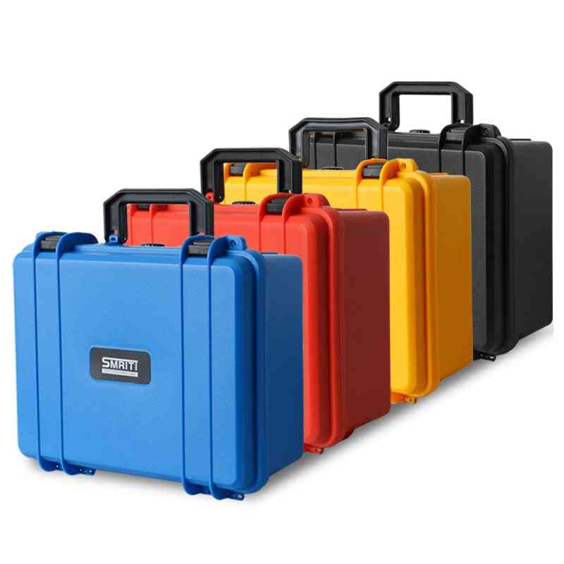 Safety Instrument Abs Plastic Storage Sealed Tool Box With Foam Inside