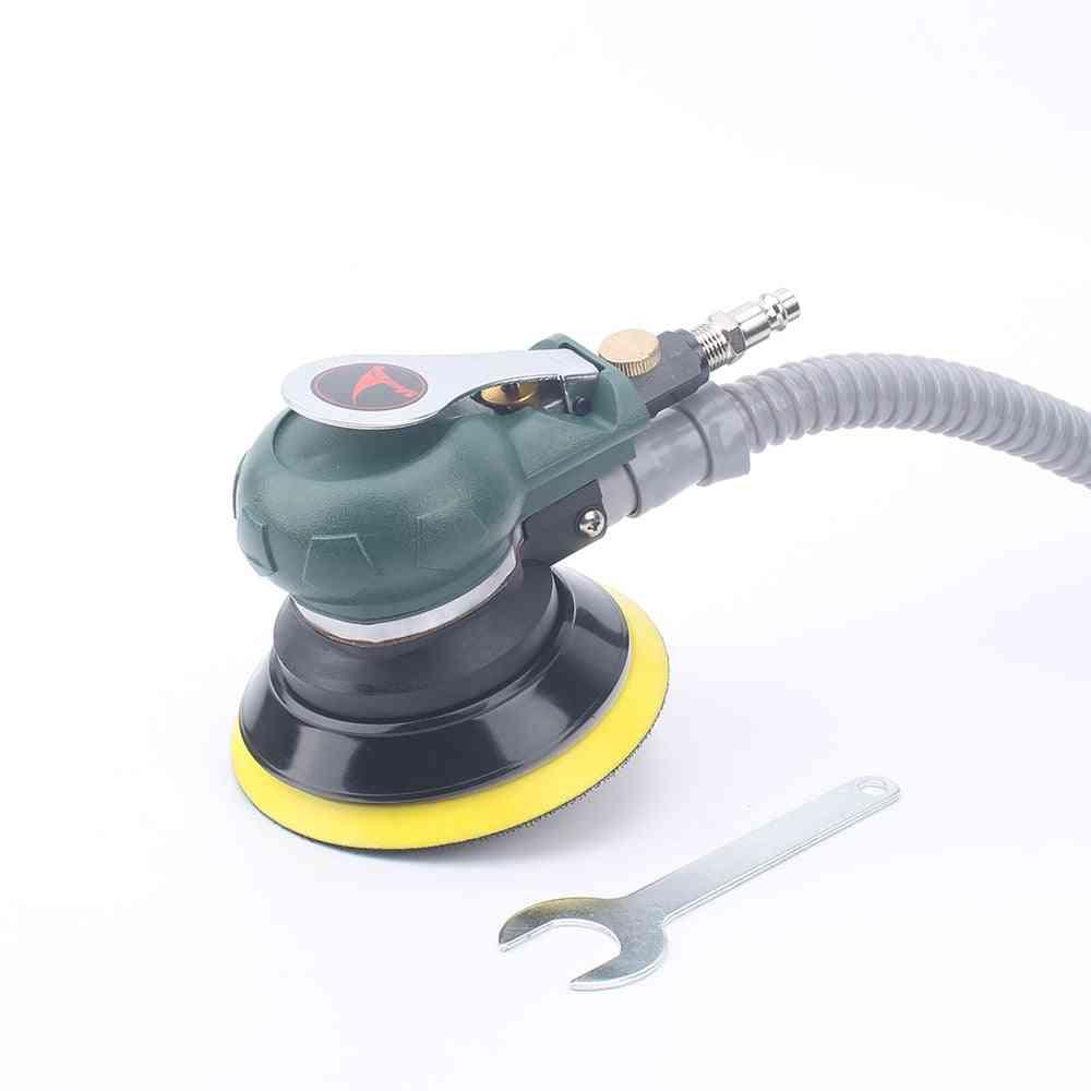 Self-vacuum Pneumatic Sanders Machine Air Eccentric Orbital Sander Car Tools