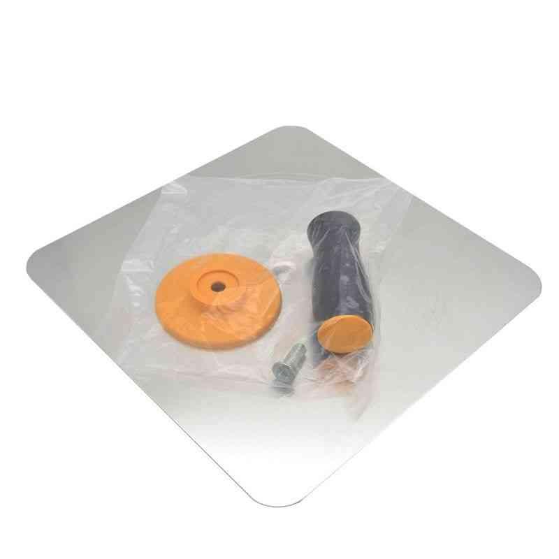 Aluminum Plastering Hawk-portable Construction Tools