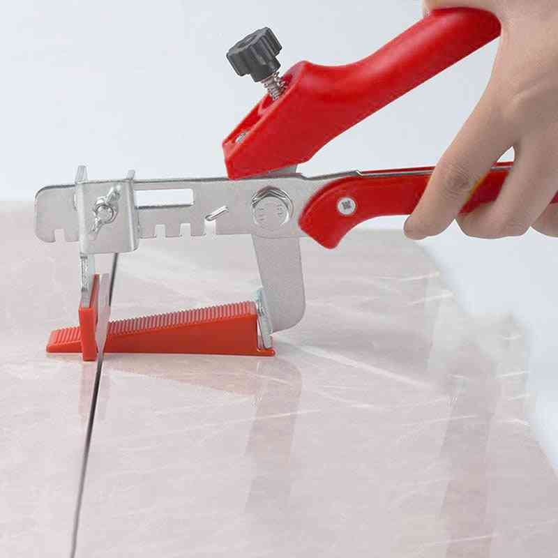 Wall Tile Leveling System Paving Locator Clip, Spacers Plier Floor Installation Alignment Tools