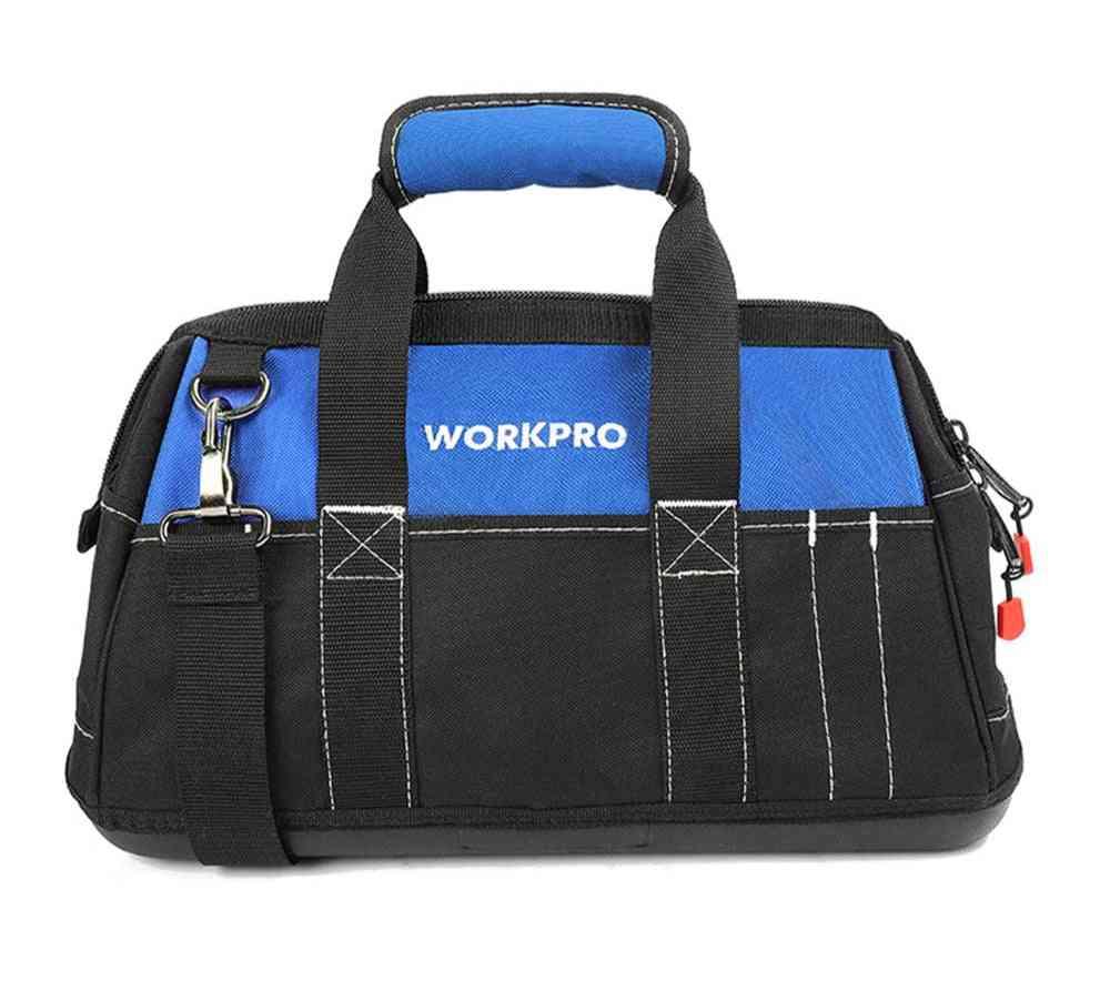Crossbody Bag Tool Storage Bags With Waterproof Base