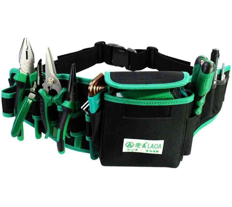 Waterproof Electrician Double Layers Tool Bags