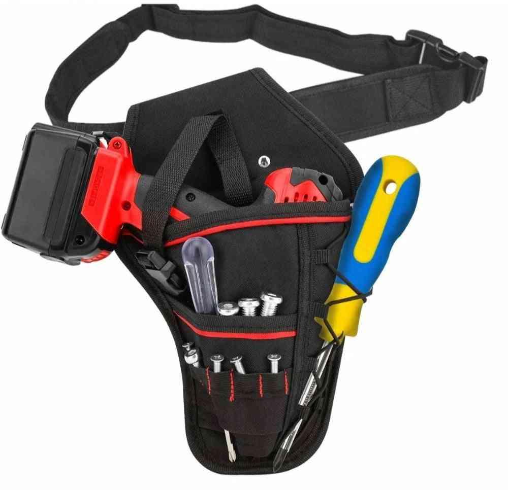 Multi-functional Waterproof Drill Holster, Waist Tool Bag