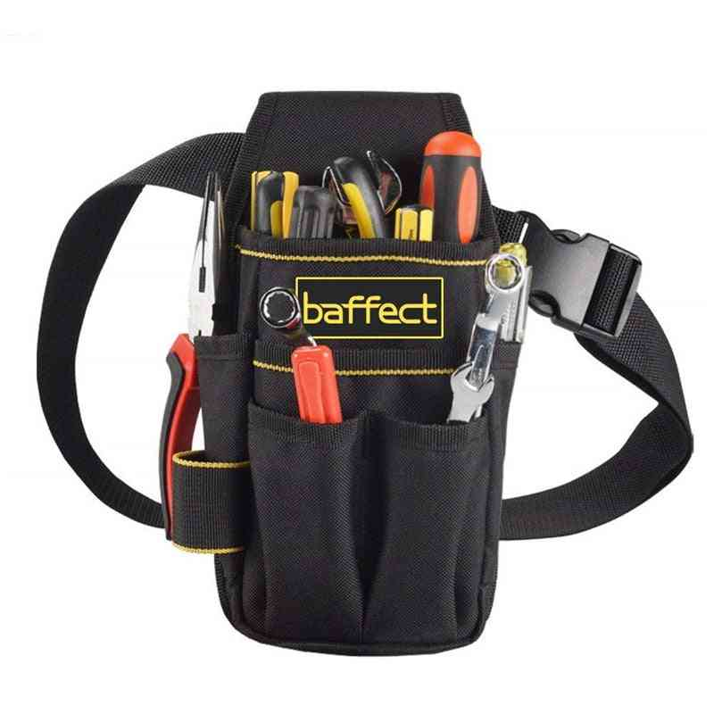 Oxford Tool Belt For Electrician, Waist Pocket Pouch, Small Bag