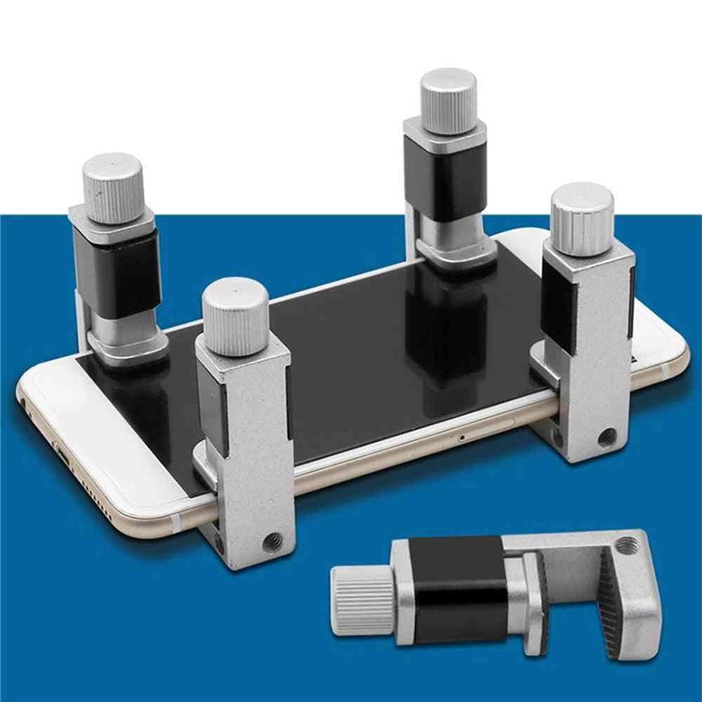 Adjustable Metal Clip Fixture Clamp, Phone Repair Tools