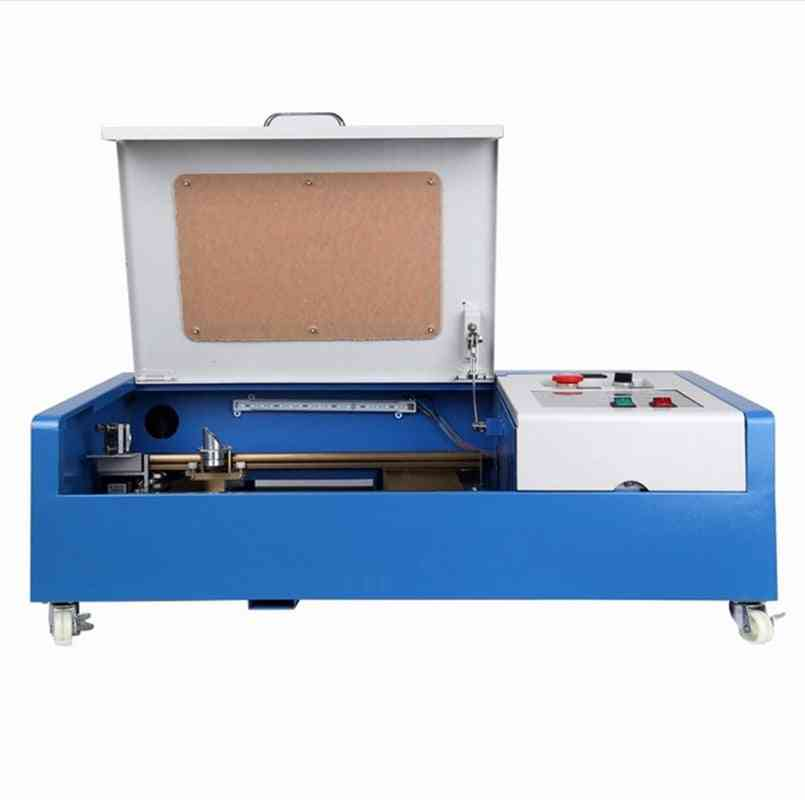 Woodworking Engraving Cutting Laser Usb Machine With Update Control Panel