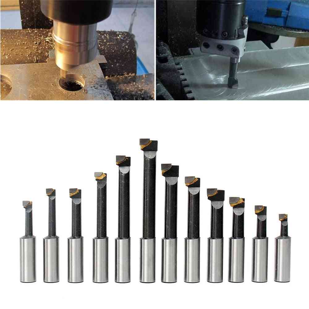 Shank F1 Boring Bar Set Fit For Oring-head Carbide Tipped Milling Tool