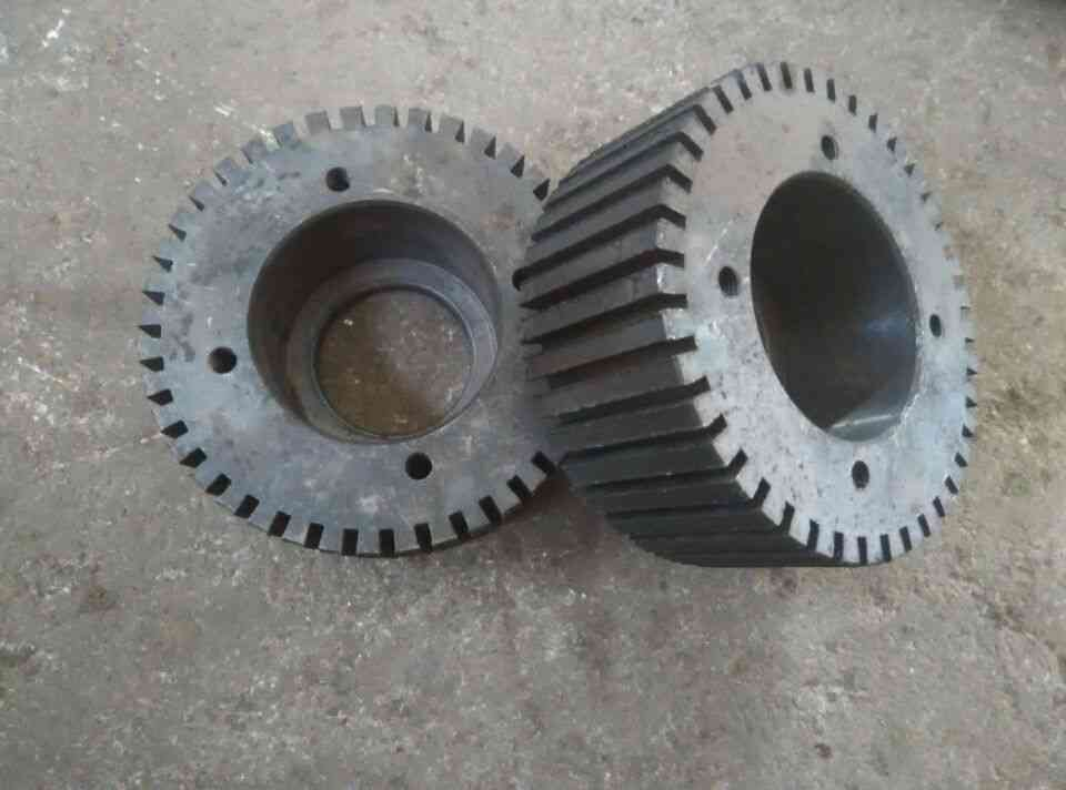 Roller Shells Of Kl200b Kl200c Flat Die Pellet Mill Machine Pelletizer