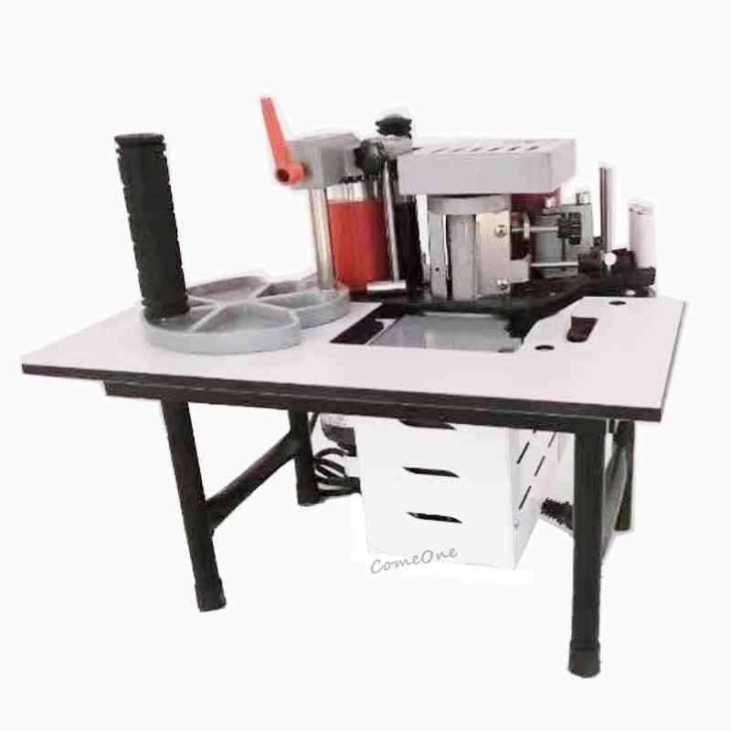 Double Side Gluing/portable Woodworking Edge Banding Machine (220v)