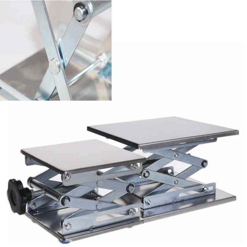 Woodworking Engraving Lab Lifting Stand Rack Lift Adjustable Drill Laboratory Lifting