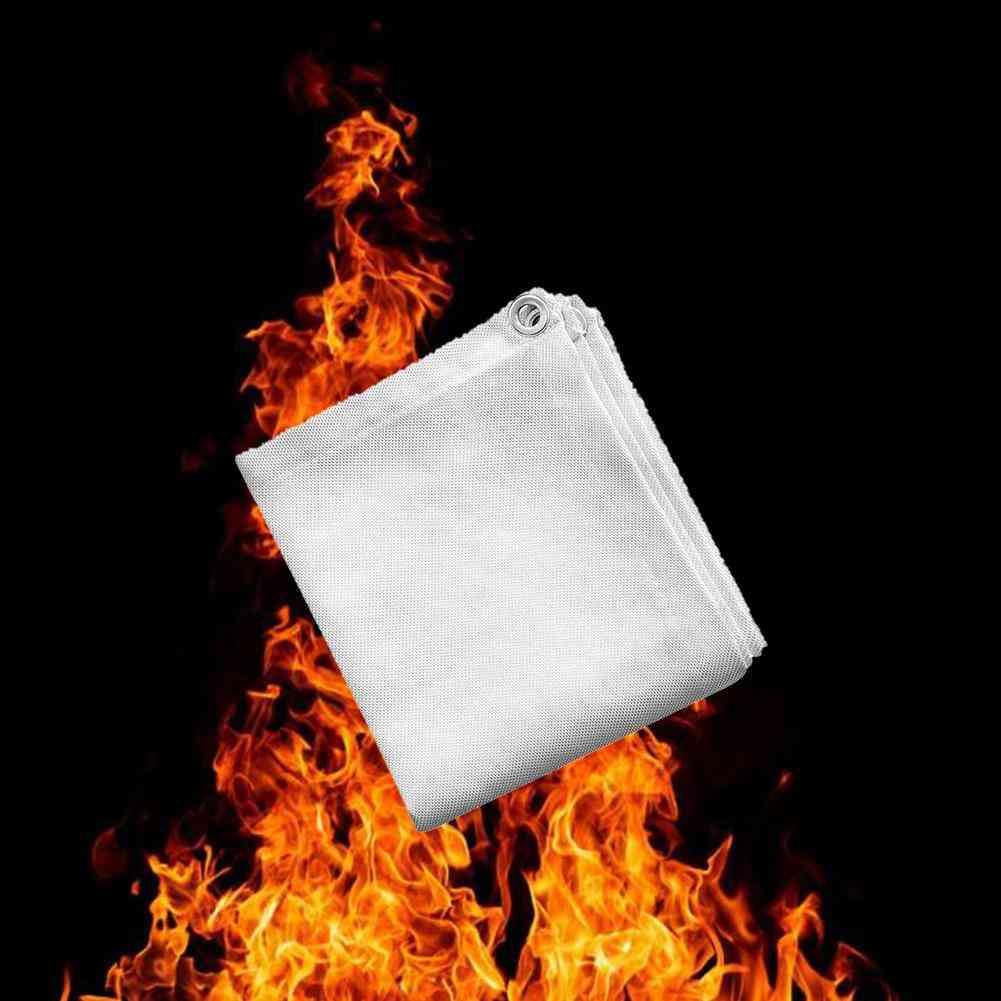 Multi-function Welding , Fire Flame Fiberglass Shield Blanket