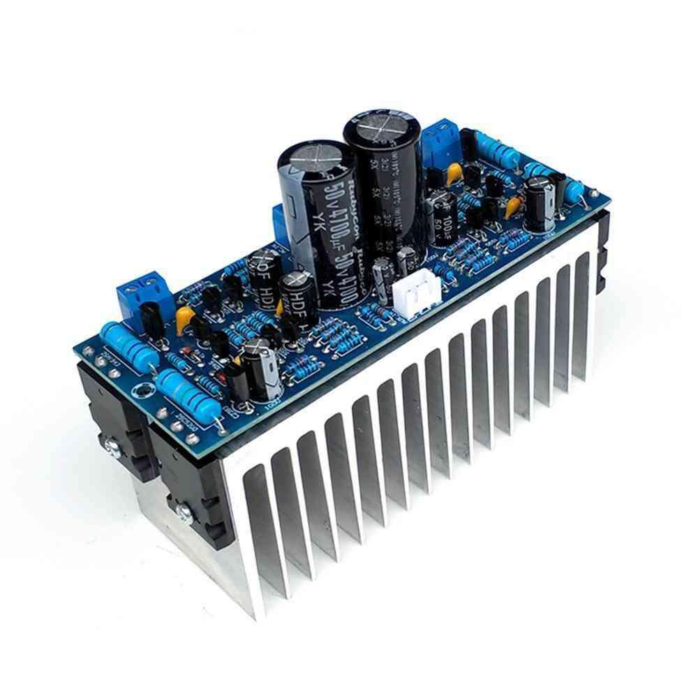 Hifi Stereo Dual-channel Power Amplifier Board