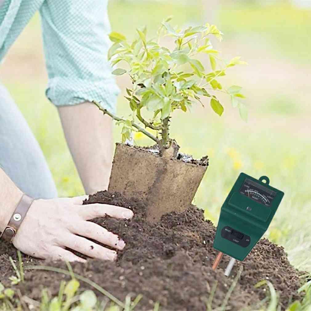 Soil Moisture Measuring Sensor Tester