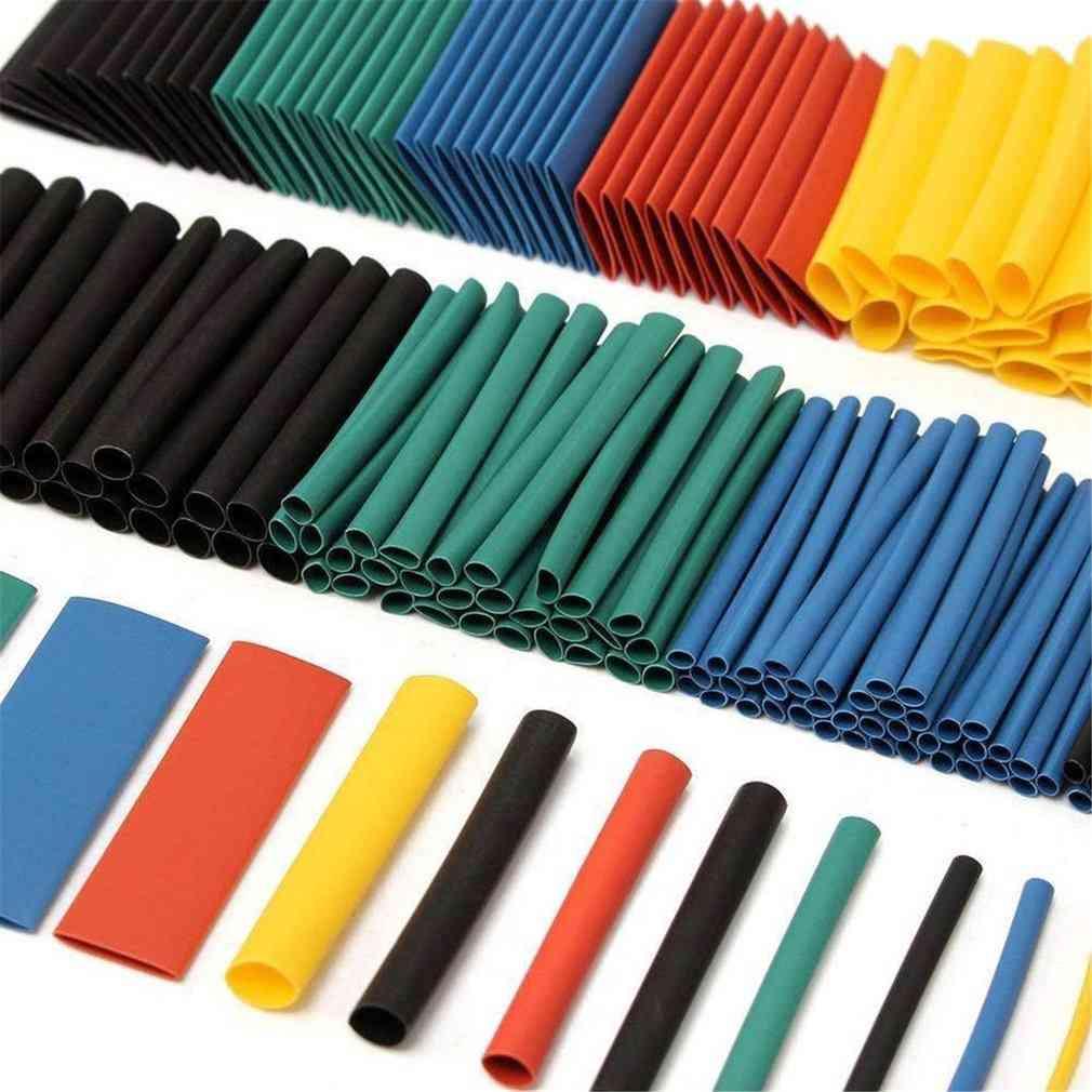 Polyolefin Insulation Heat Shrink Tube - Sleeve Wrap Wire Assortment Shrinkable Set