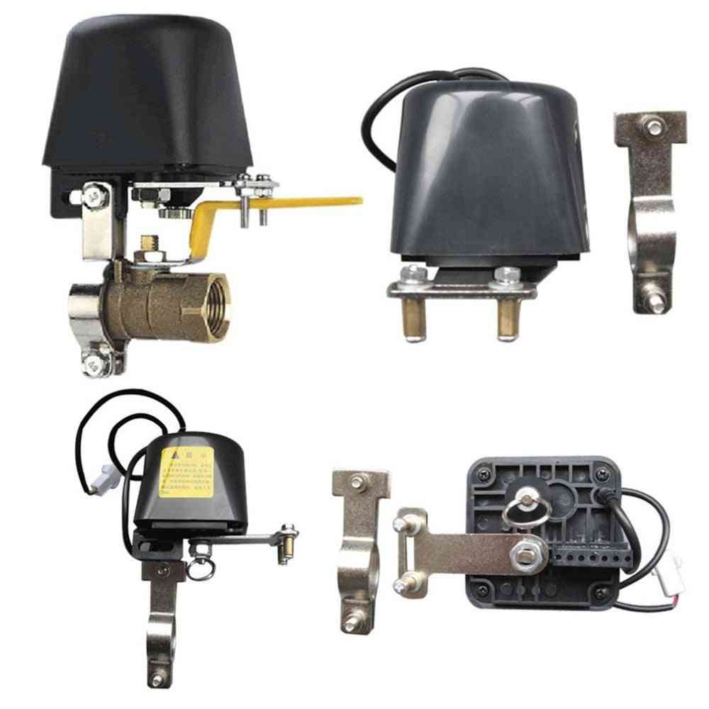 Automatic Manipulator, Shut Off Valve For Alarm, Shutoff, Gas Water Pipeline Security Device