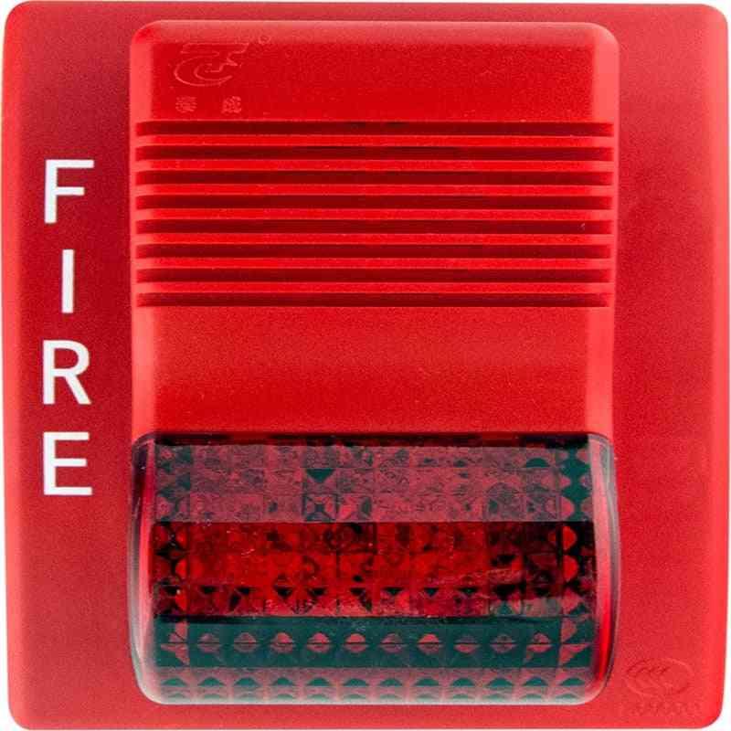 Lpcb Approved Addressable Fire Alarm Strobe Sounder Beacon Horn