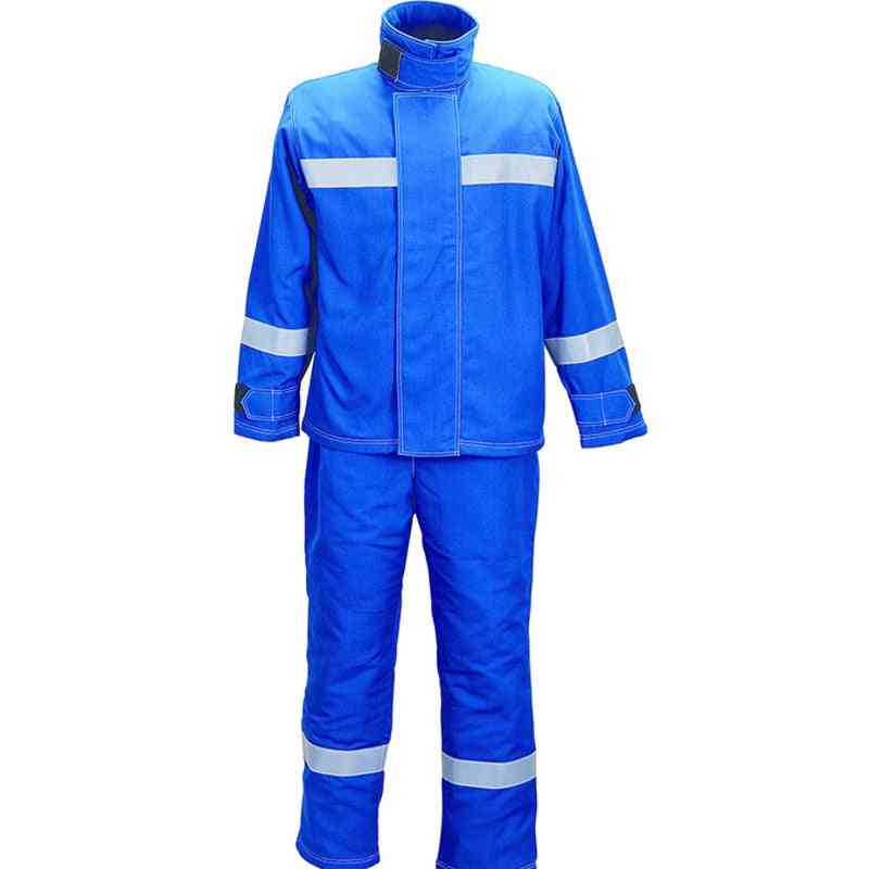 Protective Arc-proof Clothing, Flame-retardant Anti-static Insulation Suit