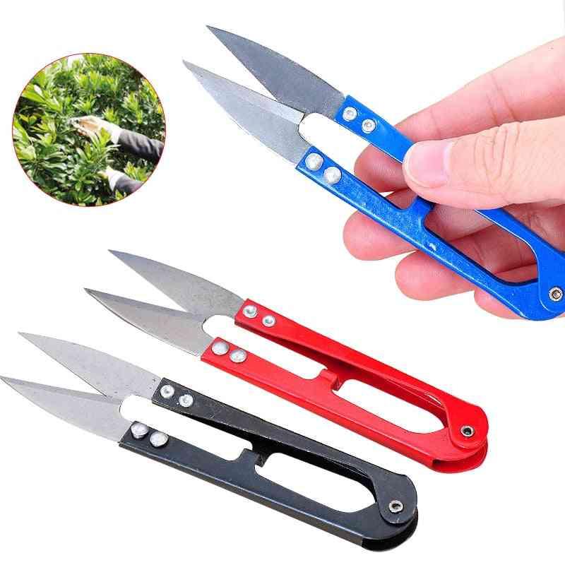 3pcs Mini Pruning Shears Sharp Gardening Plant Scissors