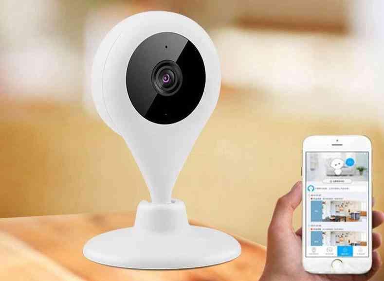 Mini Wifi Home Security, Mobile Remote Cam, Baby Monitor Camera