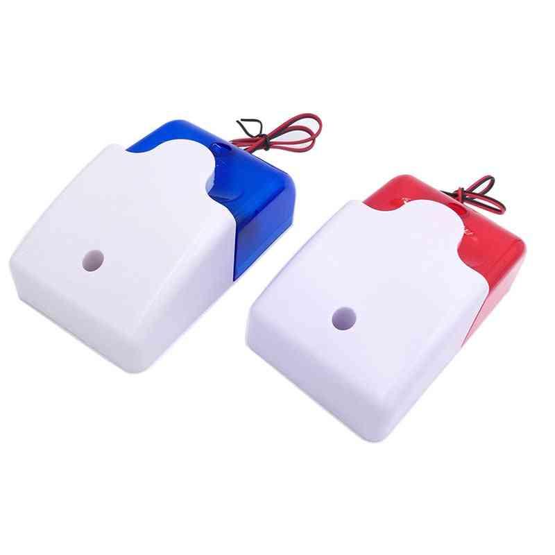 Mini Strobe Sirens-sound Alarm With Indicator Light