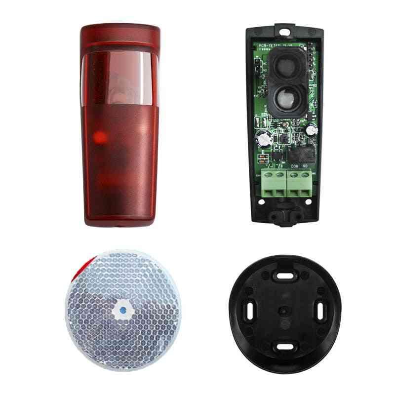 Reflective Photocell Automatic Gate Door Garage Shutter Barrier Sensor