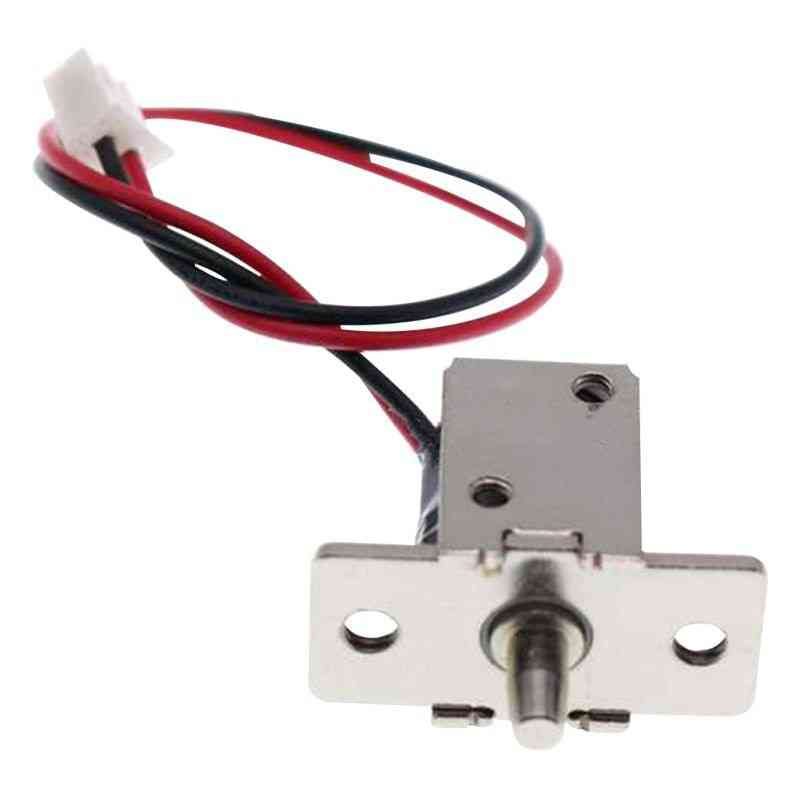 Electric Magnetic Cabinet Bolt Push-pull Lock Release Assembly Access Control