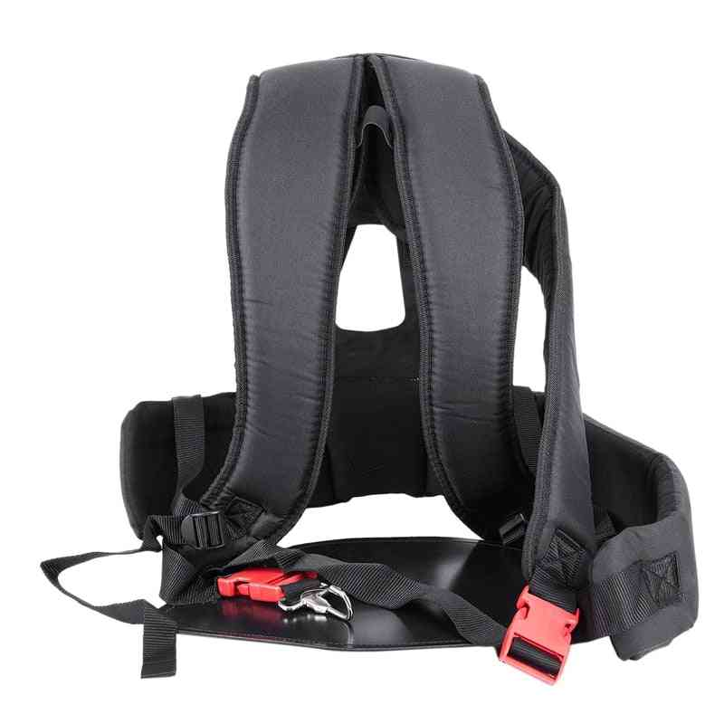 Double Shoulder Strap Harness For Brush Cutter