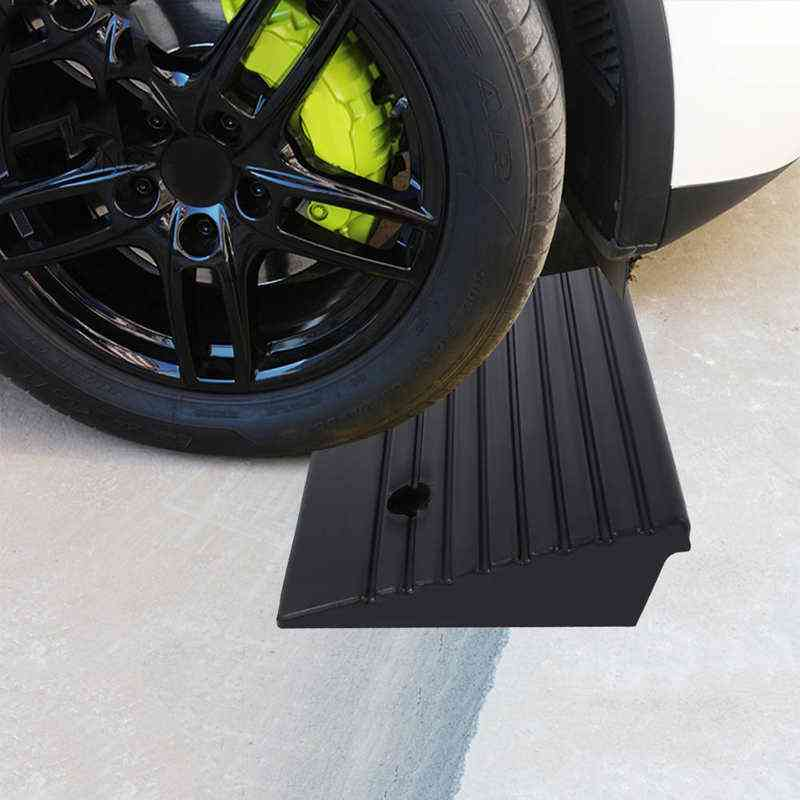Portable Antiskid Curb Ramps For Car, Trailer, Truck, Bike, Motorcycle
