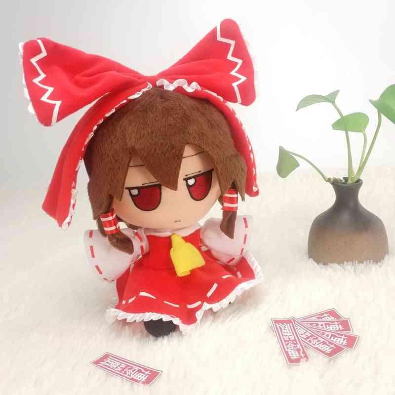 Anime Cute Cosplay Plush Doll Soft Cartoon Toy