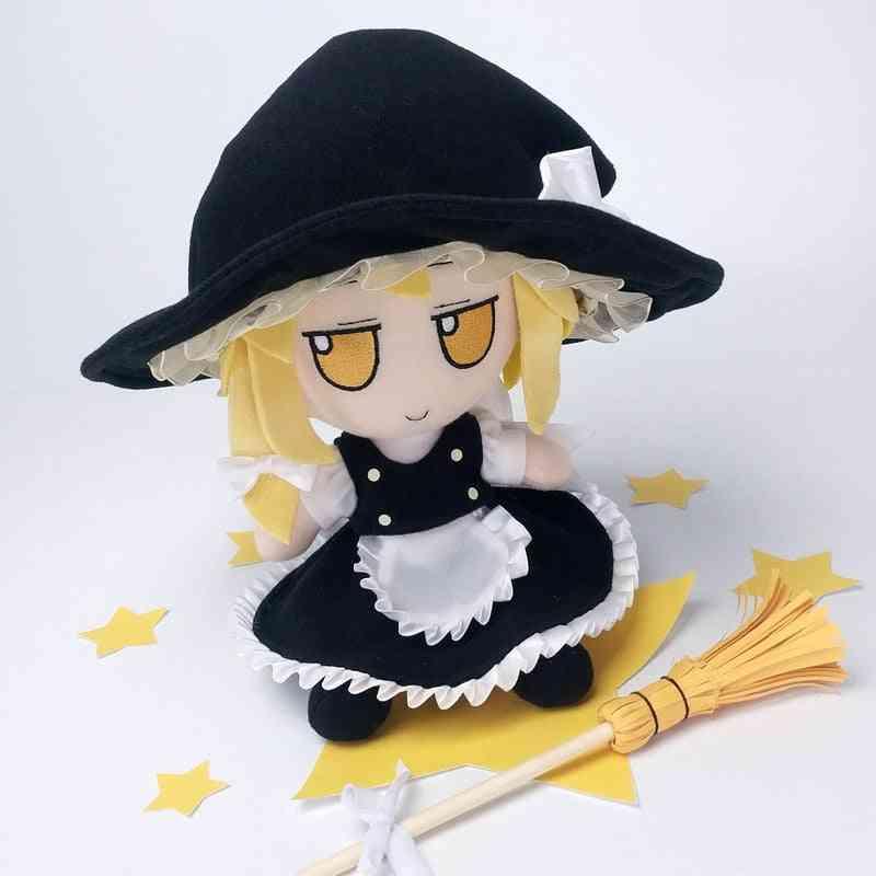 Anime Project Cute Cosplay Plush Doll, Soft Cartoon