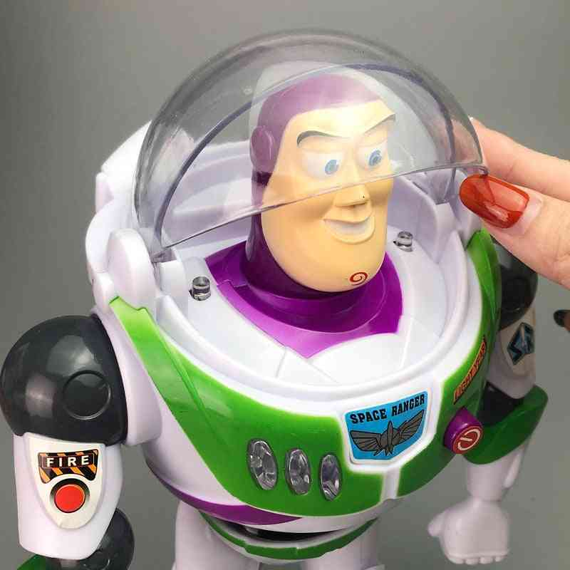 Juguete, Woody, Buzz, Lightyear Music/light With Wings Doll