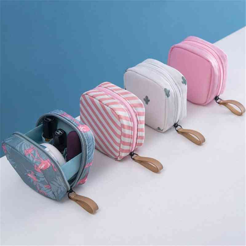 Cactus Travel Toiletry Storage Beauty Makeup Cosmetic Pouch Organizer
