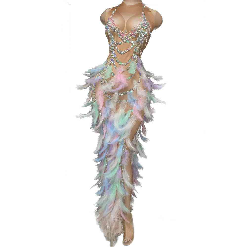 Stage Outfit Dress, Sweetheart Prom Dresses