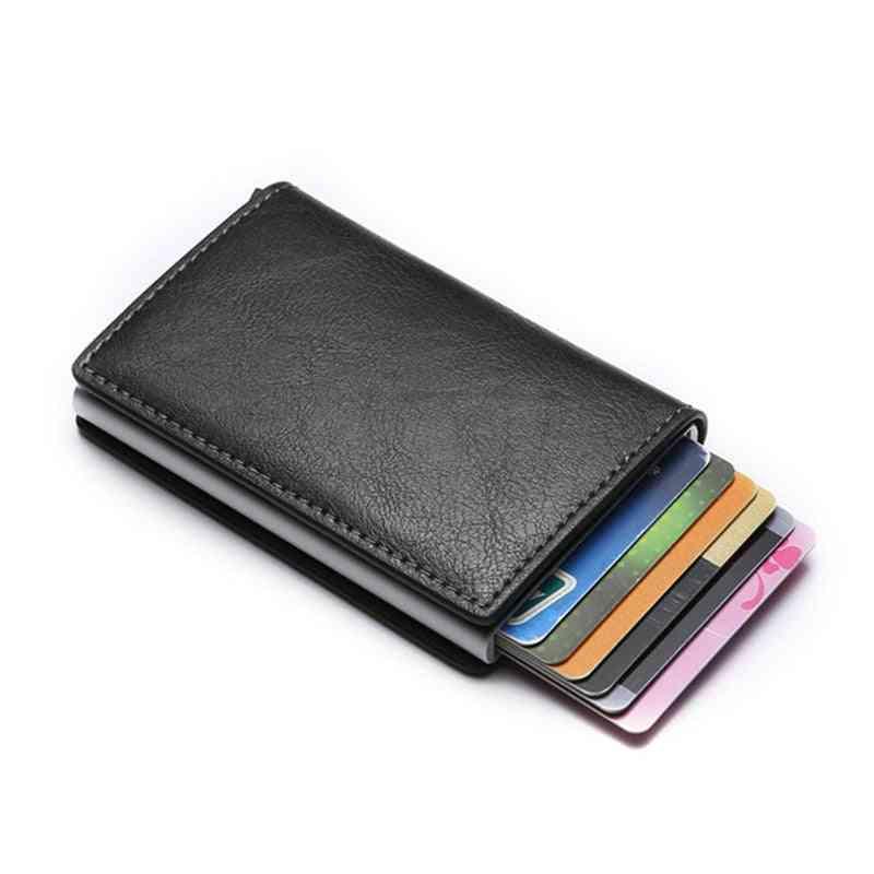Man & Women Smart Wallet Business Card Holder