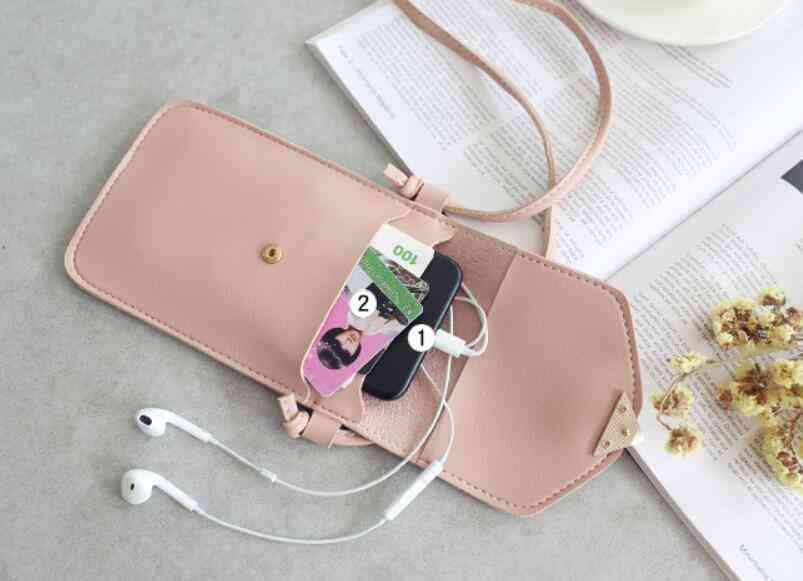 Women's Touch Screen Cell Phone Purse / Bag, Smartphone Leather Wallets