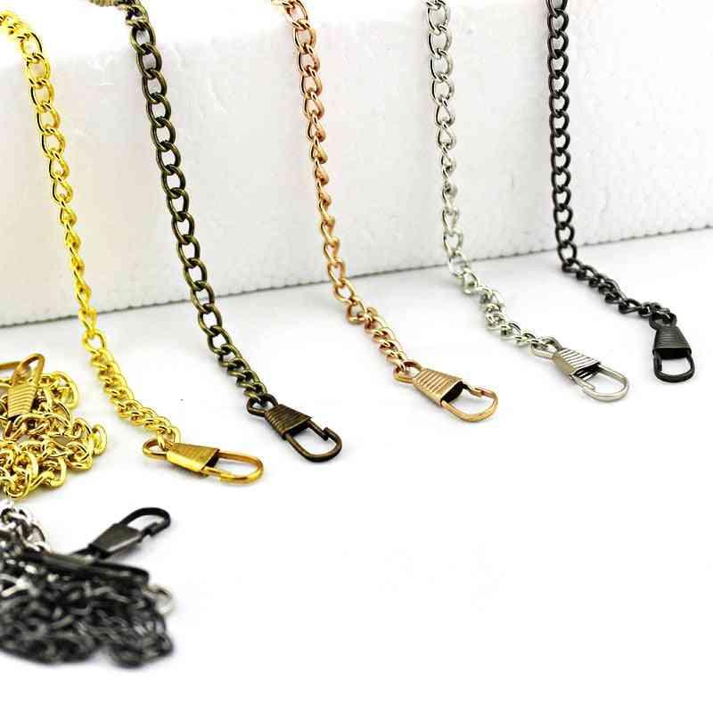 Shoulder Bag Strap Chain, Small Handbag Handles Accessories For Bags