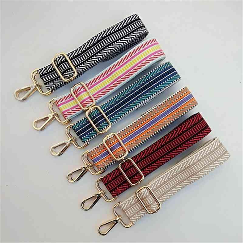 Women Bag Strap, Long Shoulder Straps Bags Accessories