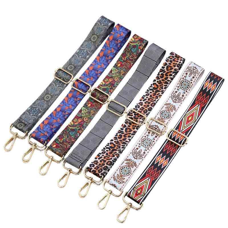 Handle Bag Strap Diy Shoulder Rainbow Handbag Accessories