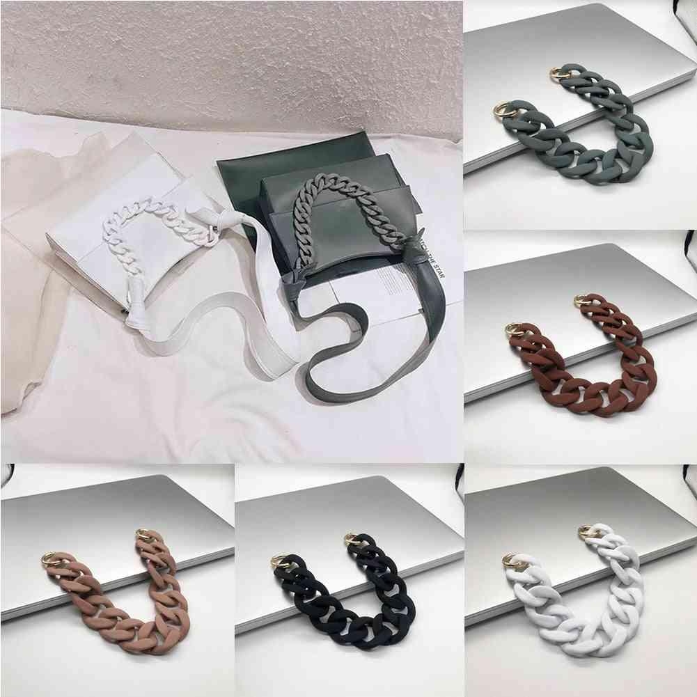 Shoulder Bag, Fish Bone Handbag Chain / Strap / Belts Bags Accessories