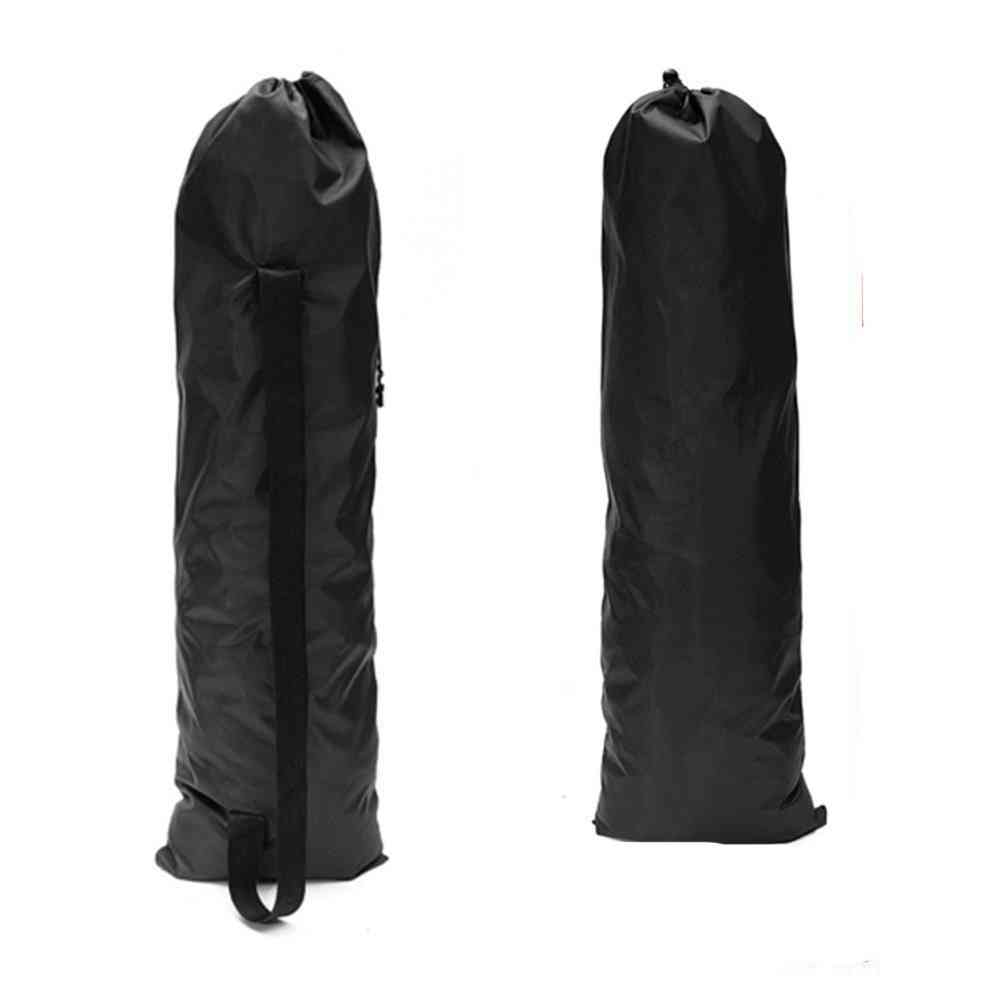 Fabric Skateboard Carry Bag, Kick Skate, Scooter Longboard Storage